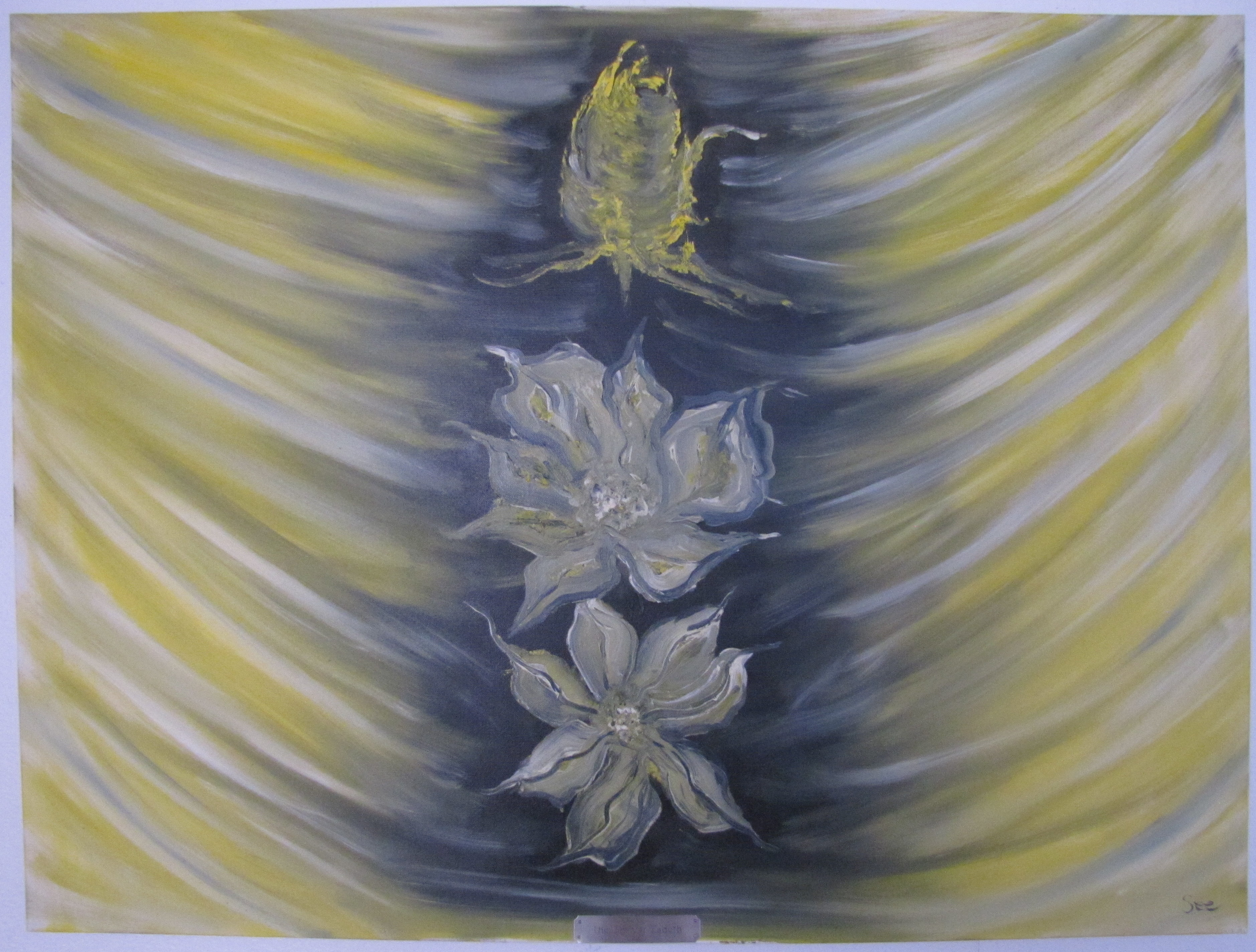 Flowers Fade - 30X40 - $225.00